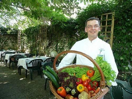 Thomas Fitz setzt auf Regionalität und eine bodenständige Küche. Fotos: Marlene Matt