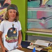 Kinder Künstler Kurse in Dornbirn