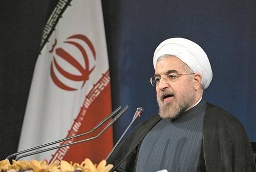 UN hofft auf Annäherung mit Hassan Ruhani. Foto: EPA