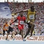 König der Athleten: Bolt strickt weiter an seiner Legende