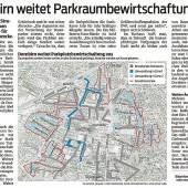 Sinnvolle Parkraumbewirtschaftung in Dornbirn