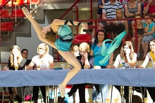 Vanessa Nachbaur feiert in Kiew ihr WM-Debüt. Foto: steurer