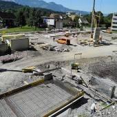 Abfallzentrum soll im Frühling in Betrieb gehen