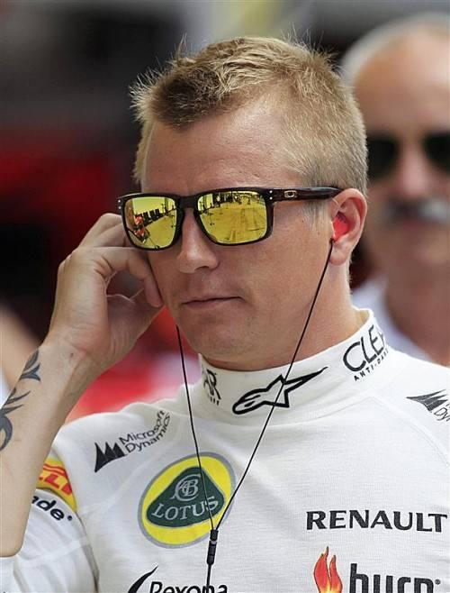 Zukunft weiter offen: Kimi Räikkönens Vertrag läuft aus. reuters