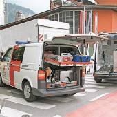 Fußgängerin von Lkw erfasst