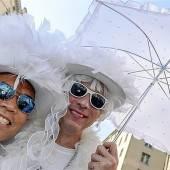 Zürcher Street Parade: Fast eine Million feierten Riesen-Rave