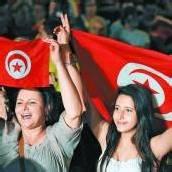 Massenprotest in Tunis: Forderung nach Auflösung des Parlaments