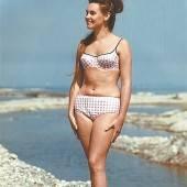 Modelmaße in Bikini