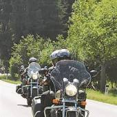 Motorrad-Event Biker-Treffen sorgt für Unmut /A6