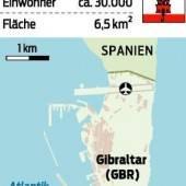 Streit um Gibraltar eskaliert