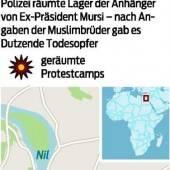 Muslimbrüder stehen im Endkampf
