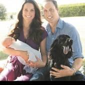 Erstes Familienfoto