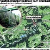 Zahn der Zeit nagt an der Bregenzerwälder Brücke