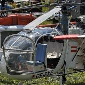 Modell-Helikopter-Show