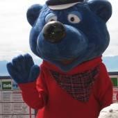 Käptn Blaubär schnuppert Bergluft