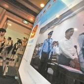 Chinesischer Politstar tritt wütend vor Gericht