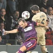 Die Wiener Austria erfüllt sich den Traum von der Champions League
