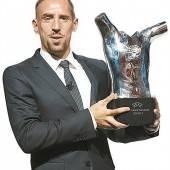 Frank Ribery Franzose gewinnt Fußballerwahl /c3