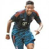 Bayerns David Alaba startet voller Elan in die neue Saison