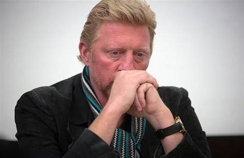 """""""Das Leben ist kein Spiel"""": Zehn Jahre nach seiner ersten Biografie veröffentlicht Boris Becker zum zweiten Mal seine Memoiren. Foto: dpa"""