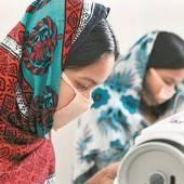 Geschichte einer Textilarbeiterin