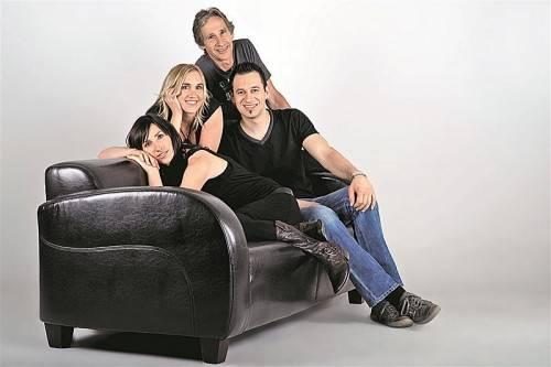 """""""Welcome"""" machen Lieder mit Gefühl. Demnächst präsentieren sie ihre neue CD """"Zit nia"""". Foto: Band"""