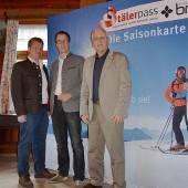 Drei Viertel der Ländle-Skigebiete sind dabei