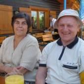 Sieglinde und Paul feiern ihre goldene Hochzeit