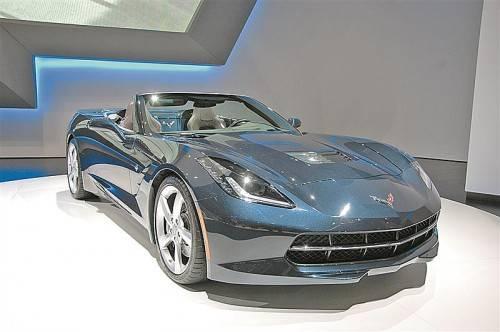 Aerodynamisch optimiert, intelligent vernetzt: der Chevrolet Camaro.