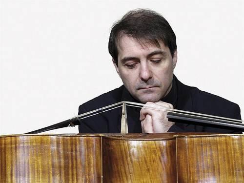 Alexander Rudin, Dirigent und Cellist. foto: veranstalter