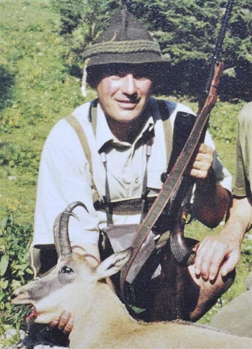 Alois Huber (55): Vierfachmörder von Annaberg.  Foto: Apa
