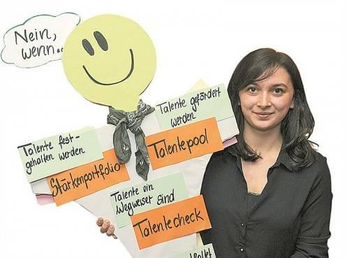 Angi Groß: Schüler besser über Politik informieren. Foto: APA
