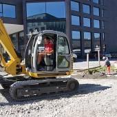 Bau am neuen Campus II geht in die Endphase