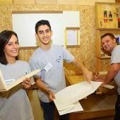 530.000 Euro für neue berufliche Perspektiven