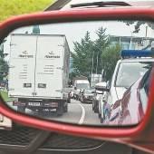 Nochmals Verkehrssituation in Bregenz
