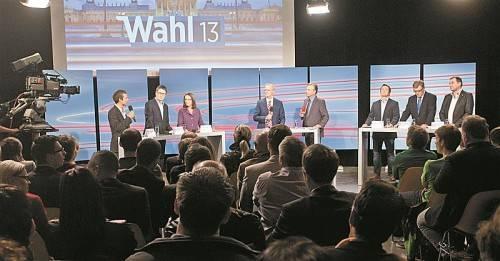 Auf großes Interesse stieß gestern die erste Wahldiskussion der Vorarlberger Nachrichten und des ORF Vorarlberg mit den Kandidaten des Wahlkreises Nord im Funkhaus in Dornbirn.