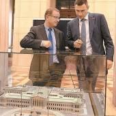 Vitali Klitschko bei ÖVP-Spitze