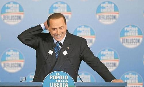 Berlusconi will über Umwege seine Immunität retten. Foto: EPA