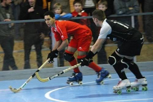 Bild aus dem Ländle-Derby Dornbirn gegen Wolfurt im Rahmen des Schweizer Cups. Foto: Verein