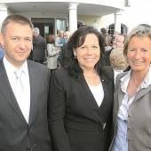 Neue Honorarkonsulin in Liechtenstein gefeiert