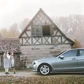 Mercedes gegen Preis für umstrittenen Spot