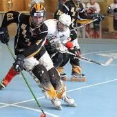 Play-off-Auftakt der Wolfurter gegen Lausanne