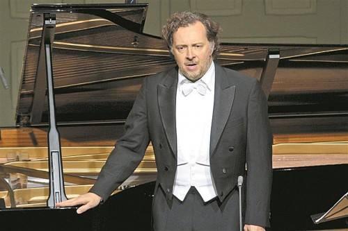 Christian Gerhaher wurde in Hohenems gefeiert. Foto: Schubertiade