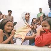 Auf der Flucht vor einem Religionskrieg im Süden der Philippinen