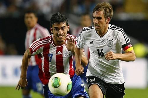 DFB-Kapitän Philipp Lahm möchte heute in seinem 100. Länderspiel unbedingt gegen Österreich siegen.  reuters