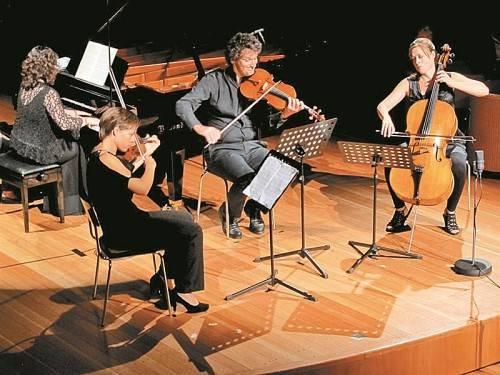 "Das ""pforte""-Ensemble bot hohe Qualität. Foto: JU"