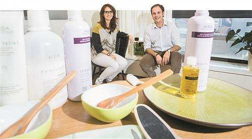 Das Ehepaar Nöckl hält nicht nur im Familienleben, sondern auch im Unternehmen die Zügel gemeinsam in der Hand. Fotos: vn/steurer