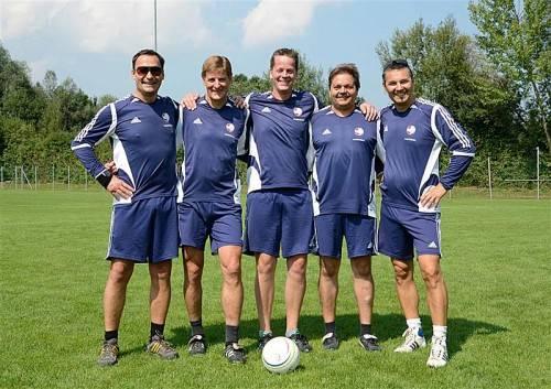 Das Meisterteam der TS Schwarzach in der 5. Liga. Foto: Verein