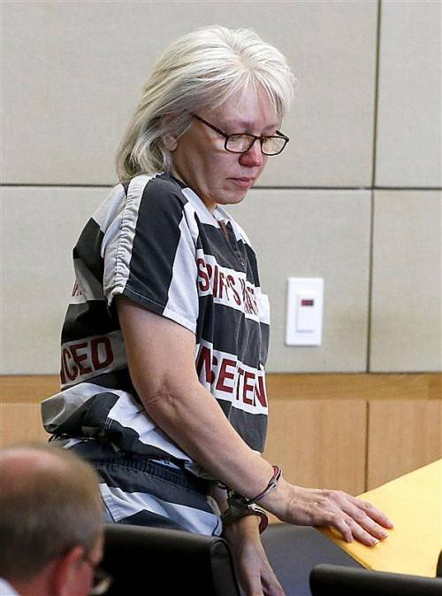 Debra Milke verbrachte 22 Jahre in einer US-Todeszelle. Foto: AP