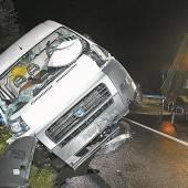 Italiener kam bei Unfall auf Autobahn ums Leben